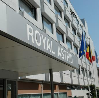 阿斯特麗德皇家國際酒店 - 奧斯坦德 - 奧斯坦德 - 建築