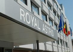 Hotel Royal Astrid - Ostend - Building