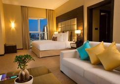 Jannah Burj Al Sarab - Abu Dhabi - Bedroom