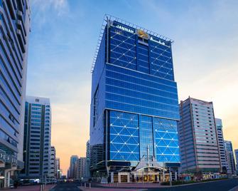 Jannah Burj Al Sarab - Абу-Даби - Здание