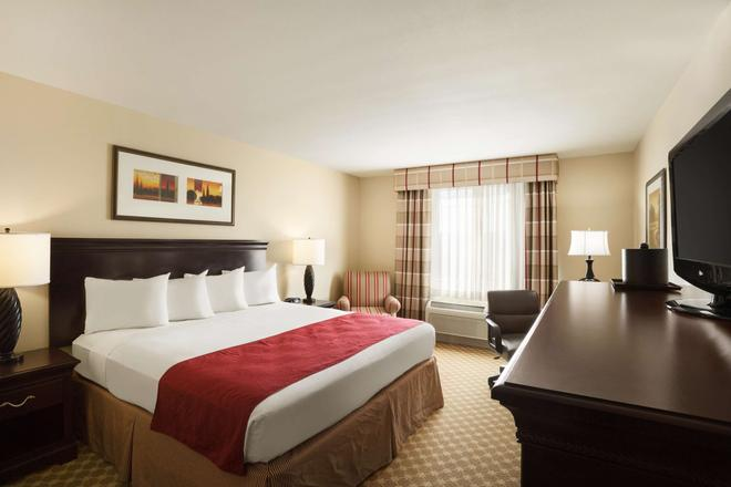 Country Inn & Suites by Radisson, Dothan AL - Dothan - Κρεβατοκάμαρα