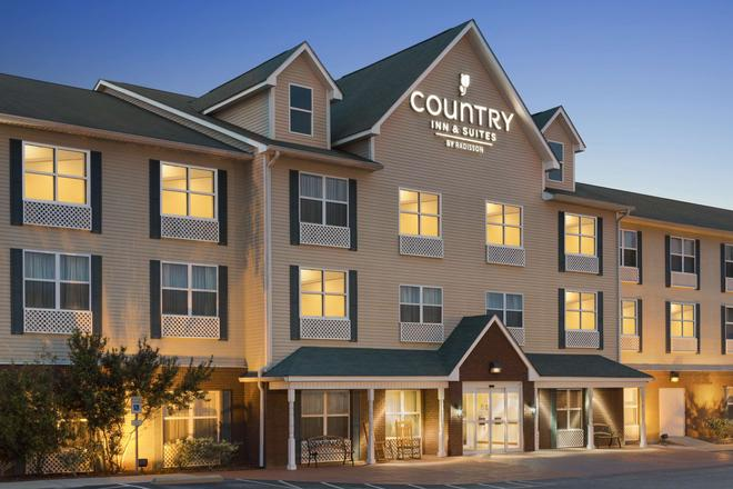 Country Inn & Suites by Radisson, Dothan AL - Dothan - Κτίριο