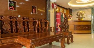 An Binh Hotel 2 - Ho Chi Minh City - Front desk