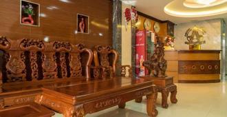 An Binh Hotel 2 - הו צ'י מין סיטי - דלפק קבלה