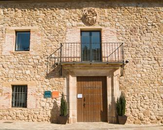 Hospedium Hotel Convento Santa Ana - Atienza - Building