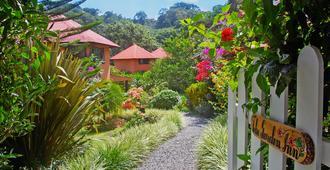 Boquete Garden Inn Hotel - Boquete - Vista del exterior