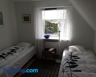 Rosenhuset - lille værelse 1 eller 2 pers. - Haderslev - Schlafzimmer