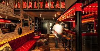 Baltazár Boutique Hotel by Zsidai Hotels - Budapest - Bar