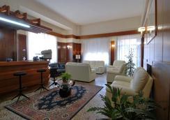 Hotel Fiore - Fiuggi - Olohuone
