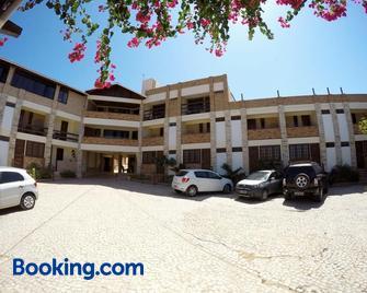 Falésia Praia Hotel - Canoa Quebrada - Edificio