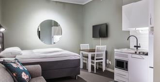 Niro Hotel Apartments - Estocolmo - Habitación