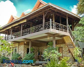 Khmer Hands - Kep - Building