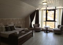 Carparosa Hotel - Bukovel - Bedroom