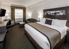 Ramada by Wyndham Revelstoke - Revelstoke - Phòng ngủ