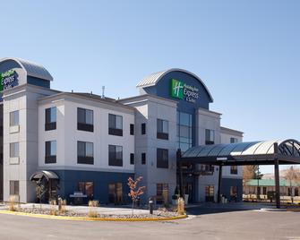 Holiday Inn Express Hotel & Suites Rock Springs Green River - Rock Springs - Gebouw