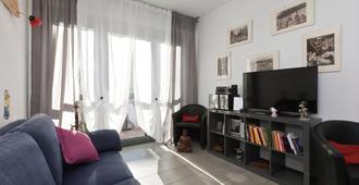 Milano Flat - Gola 16 - מילאנו - סלון