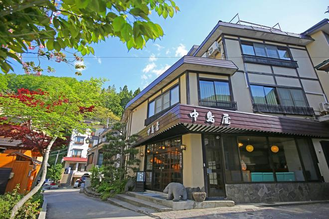 Nakajimaya Ryokan - Nozawa Onsen - Gebäude