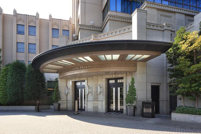 Hotel Trusty Tokyo Bayside - Tokio - Rakennus