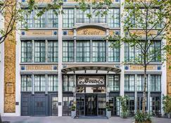 巴黎巴士底波泰酒店美憬閣索菲特酒店 - 巴黎 - 巴黎 - 建築