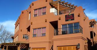 卡薩格蘭德酒店 - 潘提克頓 - 彭蒂克頓 - 建築