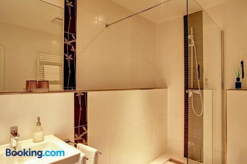 Hotel Haus Schons - Mettlach - Bathroom
