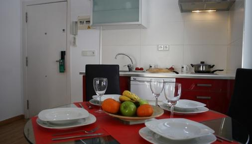 La Milagrosa Bed & Breakfast - Alicante - Dining room