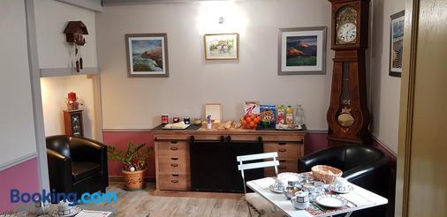 Chambre d'Hôtes Moulin Urketa - Ayherre - Dining room