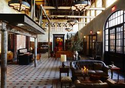 Hotel Emma - San Antonio - Lobby