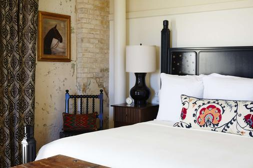 Hotel Emma - San Antonio - Bedroom