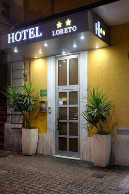 Hotel Loreto - Μιλάνο - Κτίριο