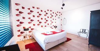 Red & Breakfast - Liège - Bedroom