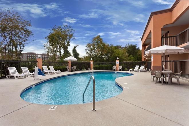 諾克斯維爾/西部速 8 酒店 - 諾克斯維爾 - 諾克斯維爾(田納西州) - 游泳池
