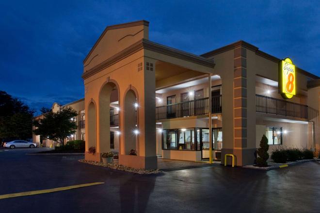 諾克斯維爾/西部速 8 酒店 - 諾克斯維爾 - 諾克斯維爾(田納西州) - 建築