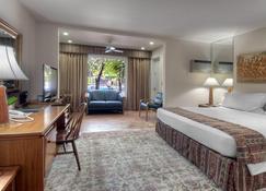 Dinah's Garden Hotel - Palo Alto - Schlafzimmer