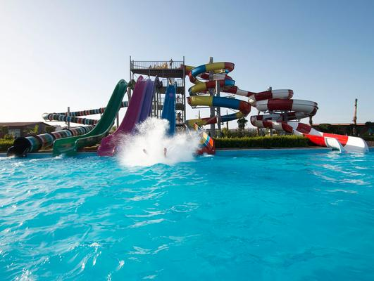 Mirage Aqua Park Resort - Hurgada - Piscina