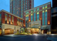 Omni Providence Hotel - Providence - Building