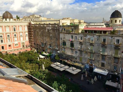 貝里尼酒店 - 那不勒斯 - 那不勒斯/拿坡里 - 室外景
