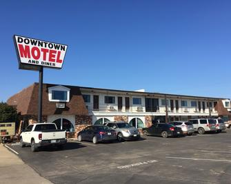 Downtown Motel - Woodward - Building