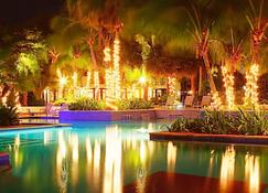 Floris Suite Hotel - Spa & Beach Club - Adults Only - Willemstad - Basen