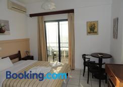 Hotel Danaos - Chania Town - Phòng ngủ
