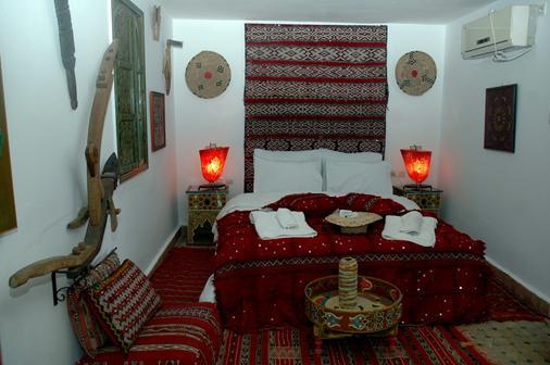 Riad Lahboul - Meknes - Phòng ngủ