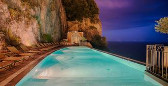 NH Collection Grand Hotel Convento di Amalfi - Amalfi - Piscina