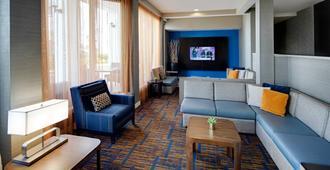 Courtyard by Marriott Dallas Addison/Midway - Addison - Sala de estar