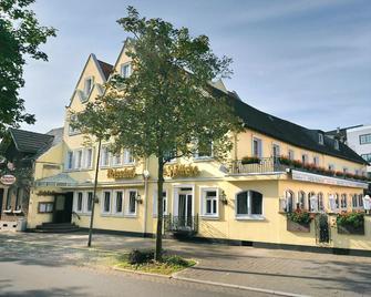 Hotel Restaurant Hoettche - Dormagen - Building