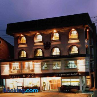Hotel Moc - Myoko - Building