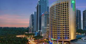 Holiday Inn Express Kuala Lumpur City Centre - Kuala Lumpur - Gebäude