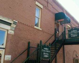 Columbus Hotel - Ouray - Building