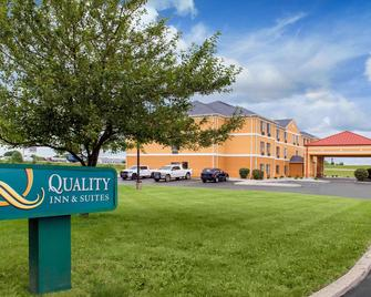 Quality Inn and Suites Anderson I-69 - Anderson - Gebäude