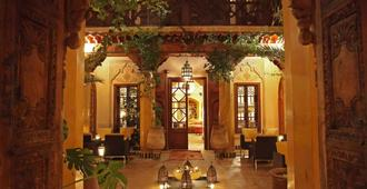 La Maison Arabe Hotel, Spa And Cooking Workshops - Marrakech - Lobby