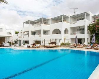 Andronikos Hotel - Adults Only - Міконос - Building